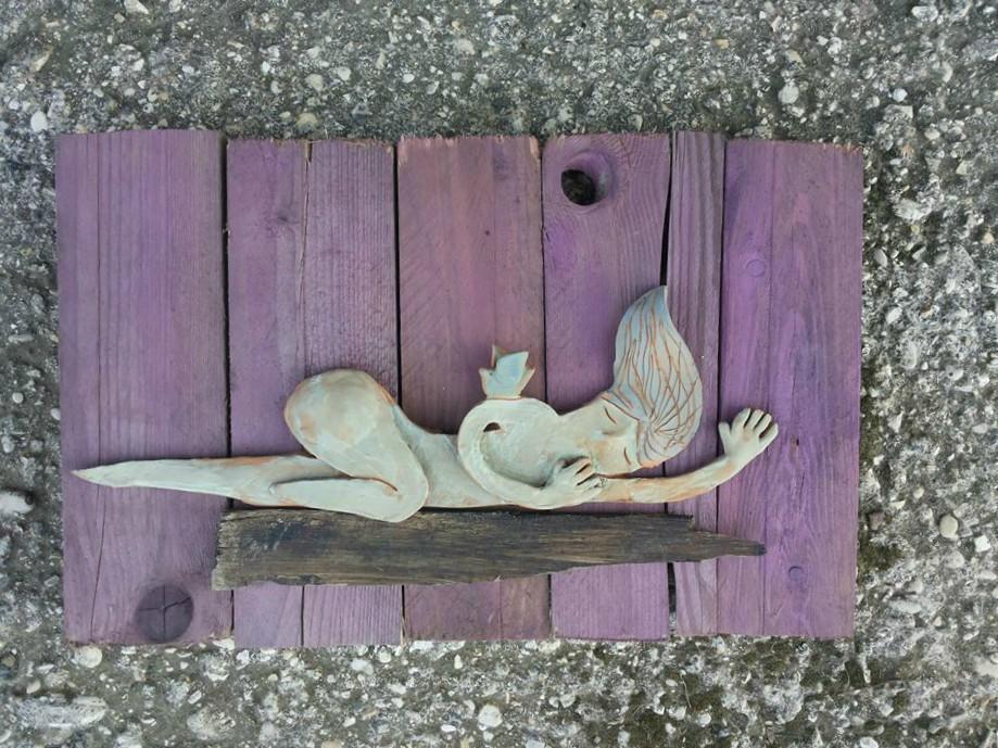 legno e terracotta