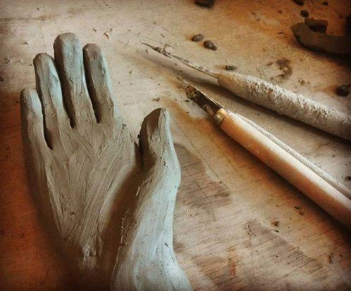 art in progress lavorazione della ceramica