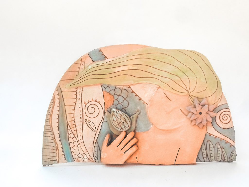 mattonella in terracotta ceramica