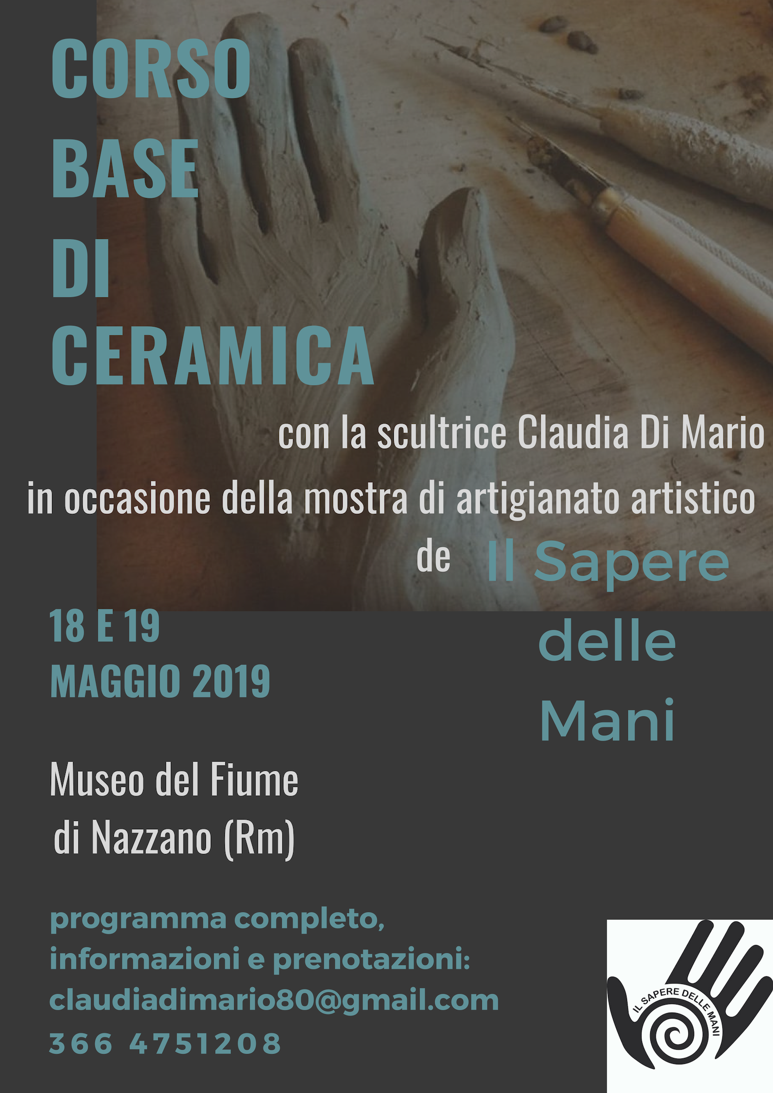 workshop di ceramica