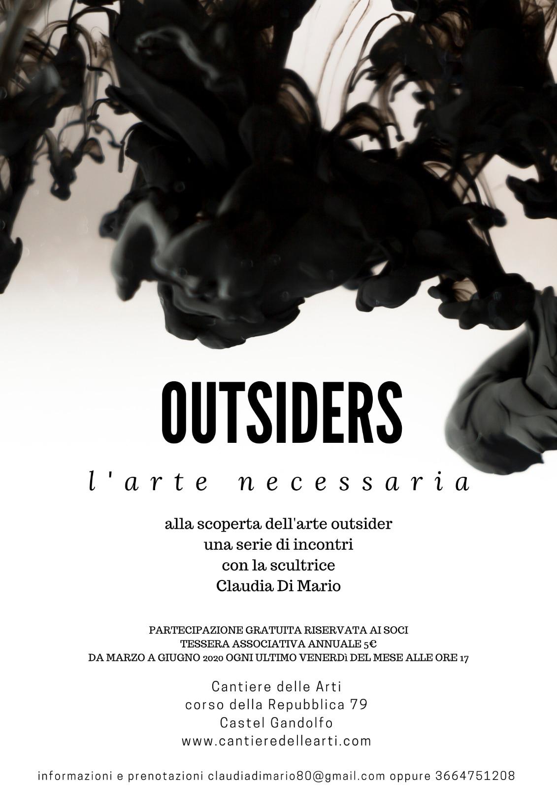 Outsiders (l'arte necessaria)