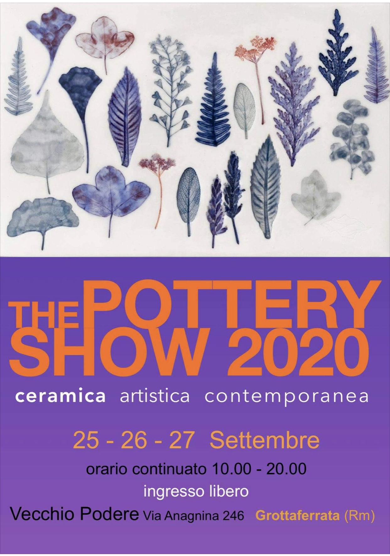 The Pottery Show 2020